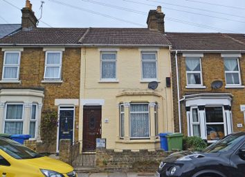 Thumbnail 2 bed terraced house for sale in Rock Road, Sittingbourne