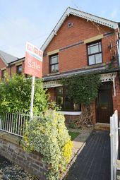 Thumbnail 3 bed semi-detached house for sale in High Street, Llanfyllin, Powys