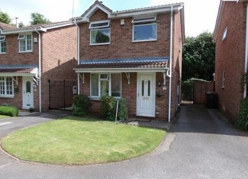 Thumbnail 3 bed detached house for sale in York Drive, Strelley, Nottinghamshire