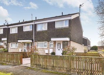 Thumbnail 3 bed terraced house for sale in Beech Close, Brasside, Durham
