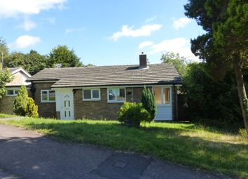 Thumbnail 4 bed detached bungalow for sale in Pannell Close, East Grinstead