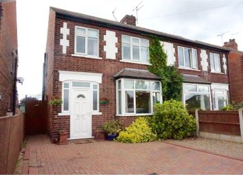 Thumbnail 3 bed semi-detached house for sale in Bigsby Road, Retford