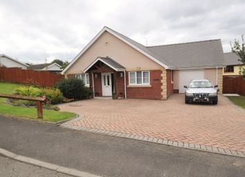 Thumbnail 3 bed detached bungalow for sale in Ger Y Felin, Llanpumsaint, Carmarthen