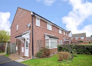 Thumbnail 4 bed end terrace house for sale in Hogarth Close, St. Ives