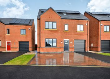 Thumbnail 5 bed detached house for sale in Cromford Road, Aldercar, Nottingham