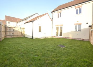Thumbnail 3 bed end terrace house for sale in Swannington Drive, Kingsway, Quedgeley, Gloucester