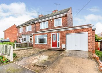 Thumbnail 3 bed semi-detached house for sale in Hounsfield Road, Rotherham, South Yorkshire