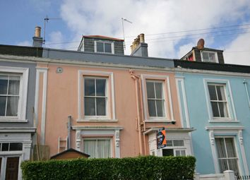Thumbnail 1 bed flat to rent in Clare Terrace, Falmouth