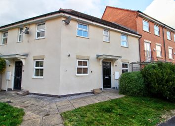 Thumbnail 2 bed flat for sale in Greyfriars Close, Heanor, Derbyshire