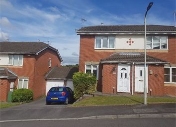 Thumbnail 2 bed detached house for sale in Parc Derwen, Llanharan, Pontyclun.
