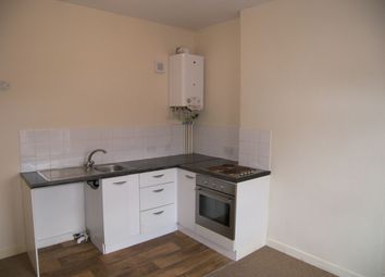 Thumbnail 1 bed flat to rent in Mansfield Road, Alfreton, Derbyshire
