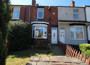 Thumbnail 3 bed terraced house for sale in Bentley Road, Doncaster
