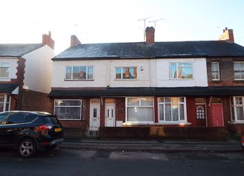 Thumbnail 2 bed terraced house for sale in Kilton Road, Worksop