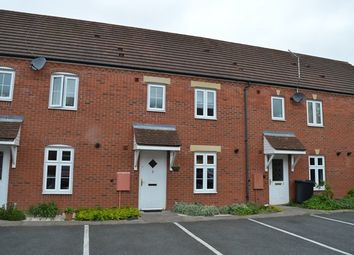 Thumbnail 3 bed town house for sale in Beaconsfield Road, Market Drayton