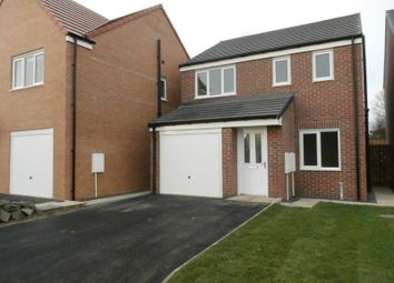 Thumbnail Detached house to rent in Bamburgh Close, Amble, Morpeth