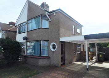 Thumbnail 3 bed semi-detached house to rent in Cumberland Avenue, Welling