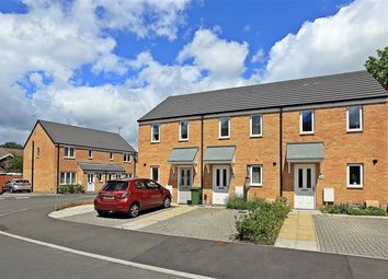 Thumbnail 2 bedroom terraced house to rent in Ymyl Yr Afon, Hawthorn