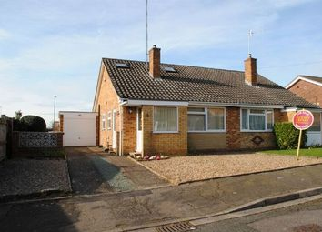 Thumbnail 2 bed semi-detached house for sale in Coleraine Close, Kingsthorpe, Northampton