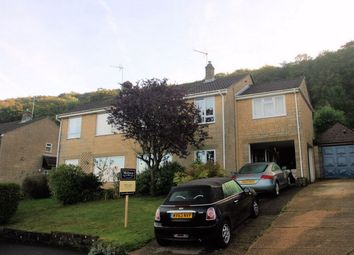 Thumbnail 4 bed semi-detached house to rent in Highlands Drive, North Nibley, Dursley, Gloucestershire