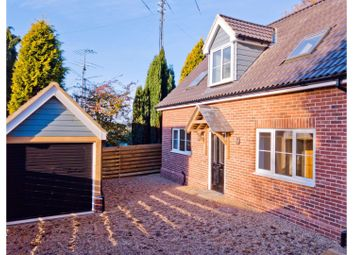 Thumbnail 4 bed property for sale in Stowupland Road, Stowmarket
