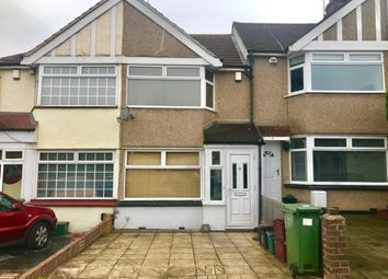 Thumbnail 2 bedroom terraced house to rent in Albany Road, Bexley