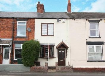 Thumbnail 2 bed terraced house for sale in Alexandra Road, Swallownest, Sheffield, South Yorkshire