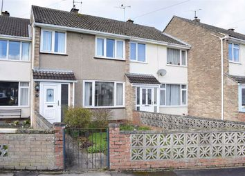 Thumbnail 3 bed terraced house for sale in Stonelea Close, Chippenham, Wiltshire