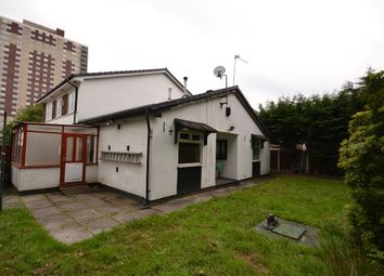 Thumbnail 1 bed bungalow for sale in Jersey Close, Bootle