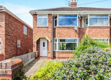 Thumbnail 3 bedroom semi-detached house for sale in Crofton Avenue, Blackpool, Lancashire