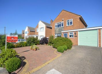 Thumbnail 3 bed link-detached house to rent in Meadow Lane, Willaston, Neston
