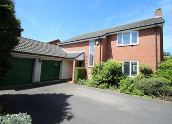 Thumbnail 4 bed detached house for sale in Caswall Close, Binfield