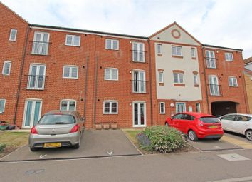 Thumbnail 2 bed flat for sale in Manning Road, Bourne
