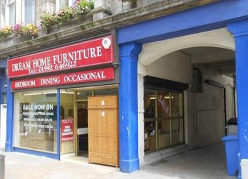 Thumbnail Retail premises to let in 192 - 194 High Street, Kirkcaldy