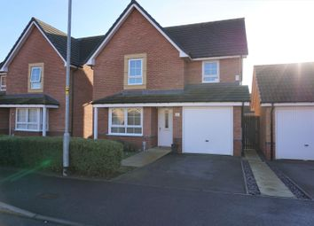Thumbnail 4 bed detached house for sale in Brompton Park, Hull
