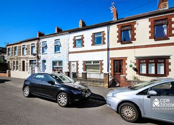 Thumbnail 3 bed terraced house for sale in Coveny Street, Splott, Cardiff