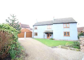 Thumbnail 4 bedroom detached house for sale in Church Hill, Wistow, Selby