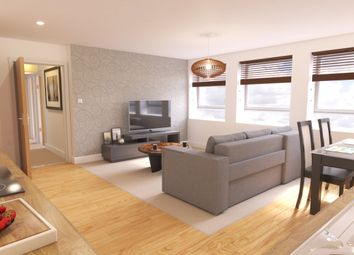 Thumbnail 2 bed flat for sale in Elfin Square, Edinburgh