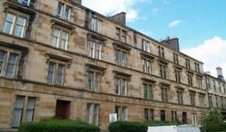 Thumbnail 2 bedroom flat to rent in Bank Street, Glasgow