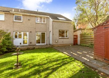 Thumbnail 4 bed semi-detached house for sale in Deanpark Place, Balerno, Edinburgh