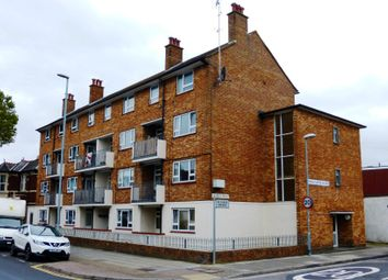 Thumbnail 3 bed maisonette for sale in Shackleton House, London Road, North End, Portsmouth, Hampshire