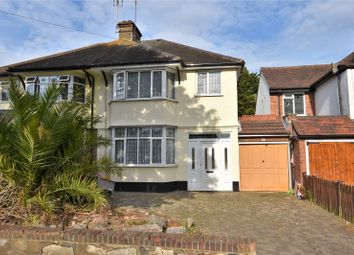 Thumbnail 3 bed semi-detached house for sale in Lifstan Way, Thorpe Bay Borders, Essex