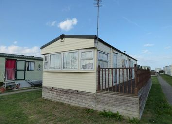 Thumbnail 2 bed mobile/park home for sale in Thorney Bay Road, Canvey Island, Essex