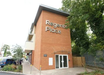 Thumbnail 1 bedroom flat to rent in Regents Place, Hersham Road, Walton-On-Thames, Surrey