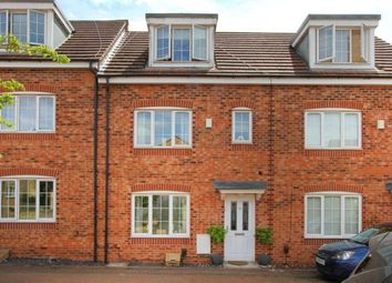 Thumbnail 4 bed terraced house for sale in Greenacre Way, Sheffield, South Yorkshire