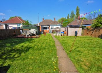 Thumbnail 3 bed detached bungalow for sale in Bunkers Hill, Lincoln