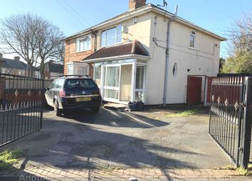 Thumbnail 3 bed semi-detached house to rent in Fanshawe Road, Acocks Green, Birmingham