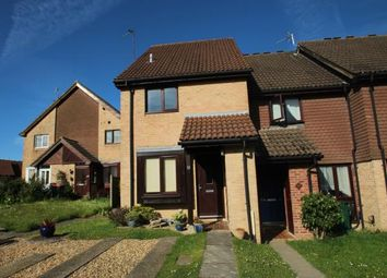 Thumbnail 1 bed end terrace house for sale in Guinevere Road, Ifield, Crawley, West Sussex