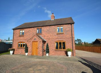 Thumbnail 4 bed detached house for sale in Lineage Court, Burford, Tenbury Wells