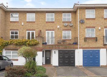 Thumbnail 4 bed town house for sale in Northweald Lane, Kingston Upon Thames