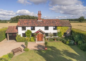 Thumbnail 3 bed cottage for sale in Letton Green, Letton, Thetford